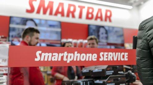 Kaputtes Handy? MediaMarkt & Saturn bieten Reparaturservice