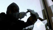 Jugendliche Einbrecher in Fünfhaus erwischt