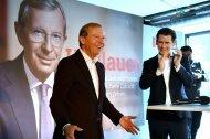 """Kurz sieht """"eindrucksvollen Wahlsieg"""" in Salzburg"""