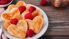 Pancakes zum Muttertag: Rezept für Pfannkuchen
