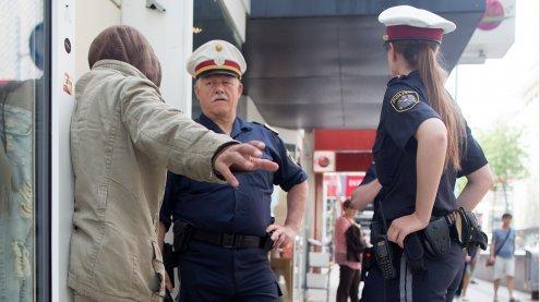 12 Festnahmen bei Schwerpunkt-Aktion gegen Bettelei in Wien