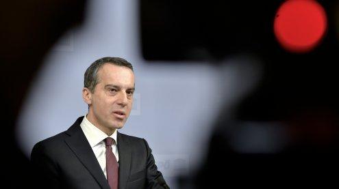 SP-Chef Christian Kern kritisierte Regierung wegen AUVA scharf