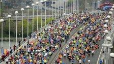 Marathon: Einschränkung auch auf den Autobahnen