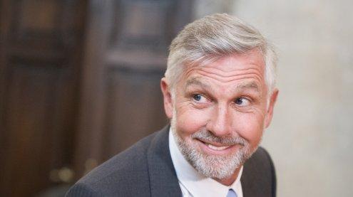 Walter Meischberger wird im Grasser-Prozess weiter befragt