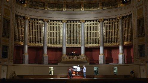 Missbrauchsvorwürfe gegen ein Wiener Philharmoniker-Mitglied