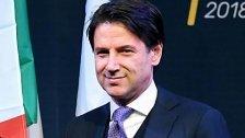 Giuseppe Conte soll neuer Premier Italiens werden