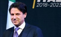 Conte bekam Auftrag zur Regierungsbildung in Italien