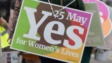 Irland: Vatikan kritisiert Abtreibungsverbotsende