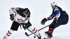 WM: USA gewannen Prestigeduell mit Kanada