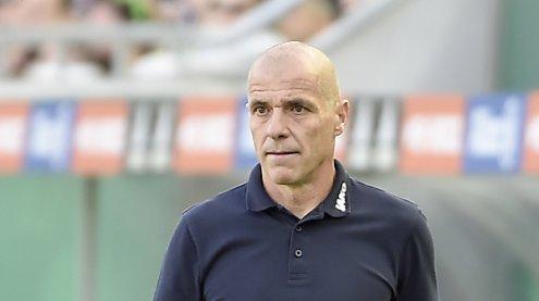 Der SCR Altach trennte sich nach hartem Jahr von Trainer Schmidt