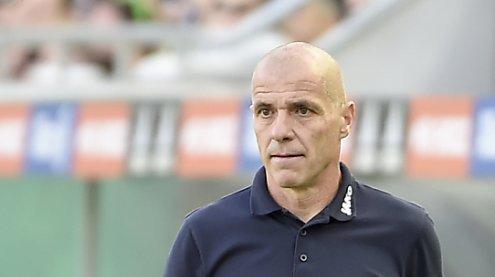 Schmidt mit Saisonende nicht mehr Altach-Trainer