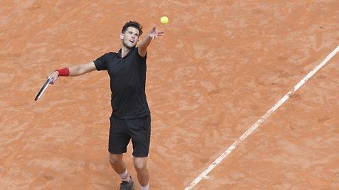 Thiem bei French Open zum Auftakt gegen Qualifikanten