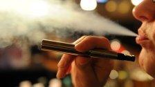 Schwere Verbrennungen durch E-Zigarette in Wien