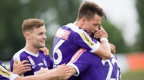 Austria besiegt Salzburg mit 4:0 - Höchste Pleite für den Champion