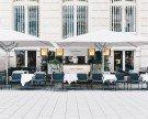 Am Hof in Wien: Park Hyatt Vienna eröffnete Schanigarten-Saison
