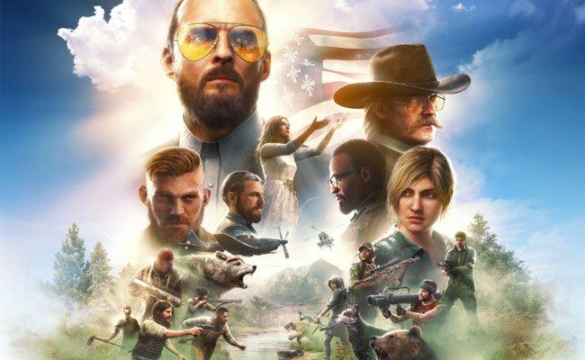 """""""Far Cry 5"""" kann nicht mit dem Vorgänger mithalten."""