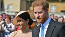 Erster offizieller Auftritt von Prinz Harry & Meghan
