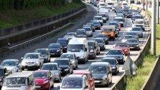 Unfall auf der A2 Richtung Wien: 12 km langer Stau