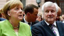 Asyl: Seehofer warnt Merkel vor Entlassung