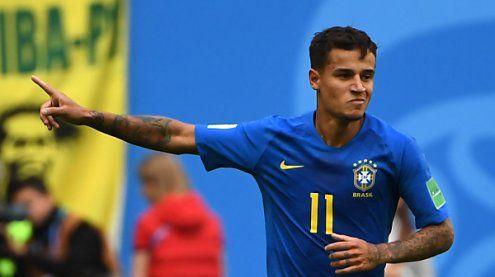Erst in der Nachspielzeit: Brasilien müht sich zu Sieg über Costa Rica
