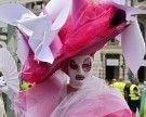 Wiener Regenbogenparade 2018 mit Teilnehmerrekord und viel Liebe