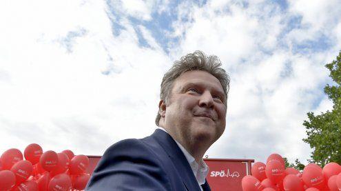 Donauinselfest: Michael Ludwigs 1. Rundgang als Bürgermeister